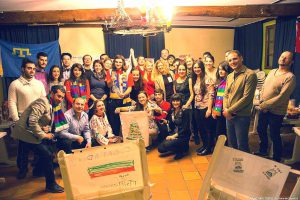 intercultural evening