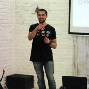 Emir Shevkiev CEO | LOGOS NGO